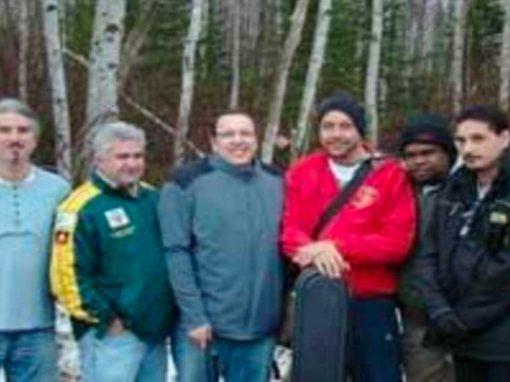 Indigenous land management experts North America visit